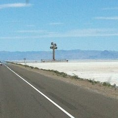 Photo taken at Metaphor: The Tree Of Utah by Sonia on 6/12/2012