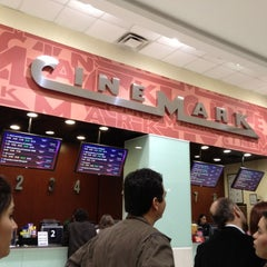 Photo taken at Cinemark Palermo by Lucas G. on 6/14/2012