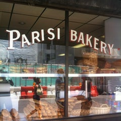 Photo taken at Parisi Bakery Delicatessen by Martin B. on 7/12/2012