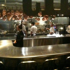 Photo taken at Chef's Table At Brooklyn Fare by Aaron T. on 6/2/2012