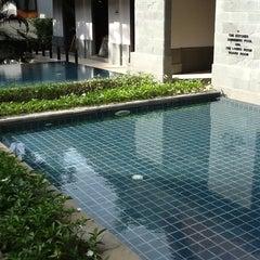 Photo taken at Nakamanda Resort And Spa Krabi by Alberto S. on 2/27/2012