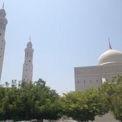 Photo taken at Masjid Mazoon by Khalphan A. on 8/17/2012