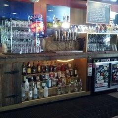 Photo taken at Oskar Blues Grill & Brew by Erich K. on 7/24/2012