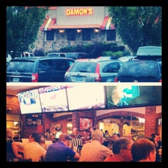 Photo taken at Damon's Grill by Rocko D. on 6/10/2012