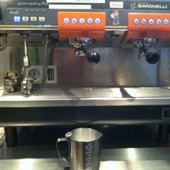 Photo taken at Jittery Joe's by Samantha B. on 9/5/2012