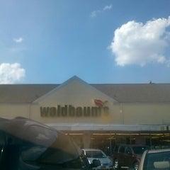 Photo taken at Waldbaum's by Chris C. on 9/1/2012