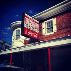 Photo taken at Pat's King of Steaks by Jo on 6/16/2012
