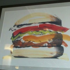 Photo taken at Dave & Tony's Premium Burger Joint by John C. on 3/17/2012
