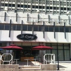 Photo taken at El Hana International Hotel Tunis by Artem L. on 7/28/2012