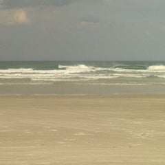 Photo taken at Wilbur-by-the-Sea Beach by Lori D. on 3/3/2012