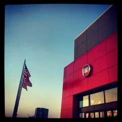 Photo taken at Bergstrom FIAT of Milwaukee by Brandon D. on 6/29/2012