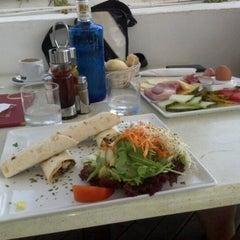 Photo taken at Cafe Sydney Ibiza by Griceida G. on 8/17/2012