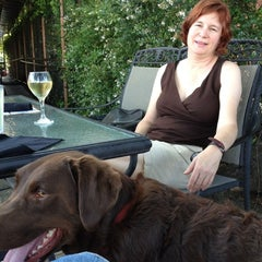 Photo taken at Columbia Café by Michael L. on 4/7/2012
