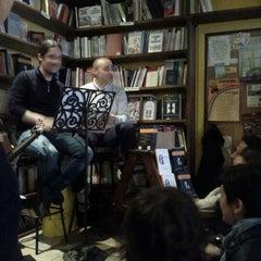 Photo taken at Caffè Letterario Aquisgrana by Roberta G. on 4/21/2012