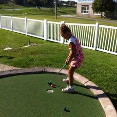 Photo taken at Mulligans Golf & Games by Pj V. on 9/7/2012
