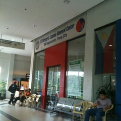 Photo taken at LTO Driver's License Renewal Center by Candy O. on 8/6/2012