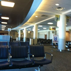 Photo taken at Gulfport-Biloxi International Airport (GPT) by Chip C. on 6/16/2012
