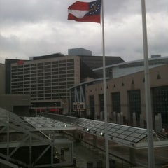 Photo taken at Georgia World Congress Center (GWCC) by Scot on 2/14/2012
