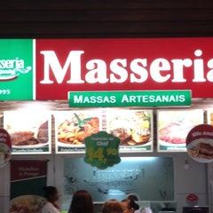 Photo taken at Masseria by Renato M. on 4/8/2012