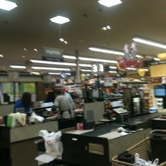 Photo taken at Safeway by Brian T. on 2/11/2012