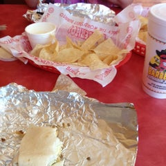 Photo taken at Barberitos by Rick W. on 6/29/2012
