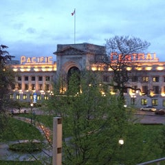 Photo taken at Pacific Central Station by Takashi T. on 5/1/2012
