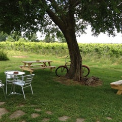 Photo taken at Hermes Vineyards by Ashley H. on 6/2/2012
