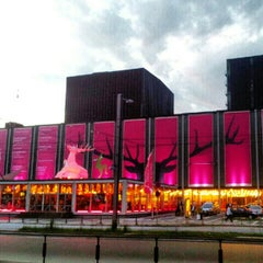 Photo taken at Nationaltheater Mannheim by Kay P. on 7/8/2012