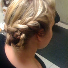 Photo taken at Hair Cuttery by Heather M. on 4/12/2012