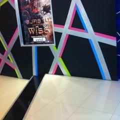 Photo taken at nk cineplex by Nawadom T. on 4/20/2012