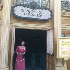 Photo taken at Impressions de France by Anthony B. on 7/27/2012