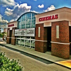 Photo taken at Carousel Cinemas Grand 18 by Greensboro, NC on 8/6/2012
