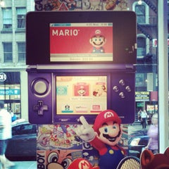 Photo taken at Nintendo World by Willian M. on 6/20/2012