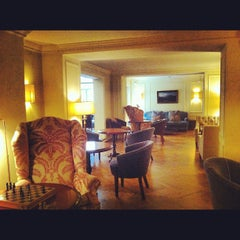 Photo taken at The Normandy Hotel by Zorita D. on 4/30/2012