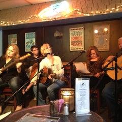 Photo taken at Bluebird Cafe by Katherine C. on 5/16/2012