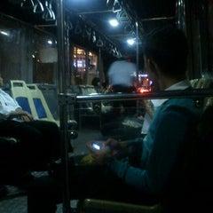 Photo taken at Transjakarta koridor 3 by Denny H. on 4/10/2012