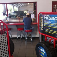 Photo taken at Discount Tire® Store by NRLC on 6/30/2012