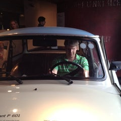 Photo taken at DDR Museum by Roman on 5/19/2012