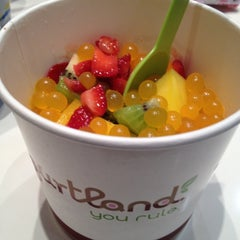 Photo taken at Yogurtland by James A. on 6/8/2012