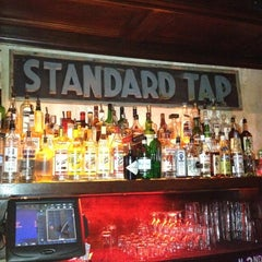 Photo taken at Standard Tap by DK D. on 3/24/2012