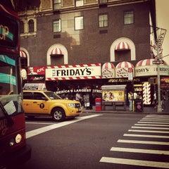 Photo taken at TGI Fridays by Irina on 9/1/2012