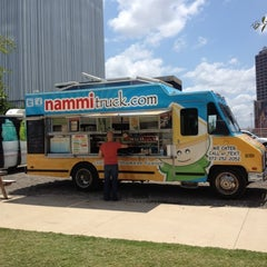 Photo taken at Nammi Truck by Jonathan P. on 7/13/2012