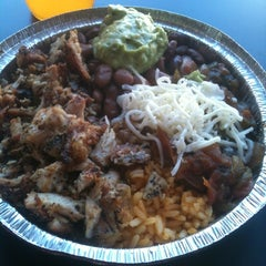 Photo taken at El Pelon Taqueria by Sujei L. on 3/12/2012