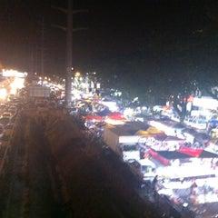 Photo taken at Pasar Malam Taman Connaught 康乐 by Yan L. on 7/11/2012