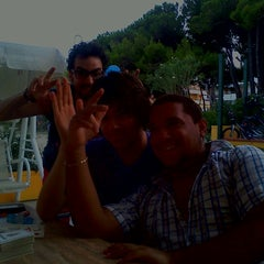 Photo taken at Calimero by Franky B. on 8/6/2012