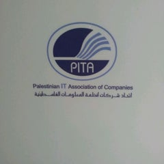 Photo taken at PITA (Palestinian IT Association of Companies) by Tova S. on 5/5/2012