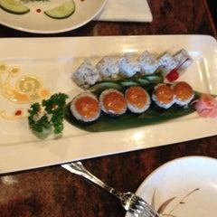 Photo taken at Tokyo Japanese Steak House & Sushi Bar by Elliot D. on 4/7/2012