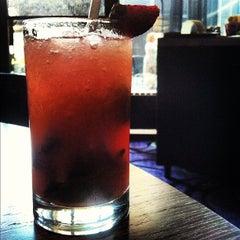 Photo taken at Six Resto Lounge by Corinne P. on 6/21/2012