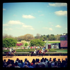 Photo taken at Oaklawn Racing & Gaming by Brittany P. on 6/22/2012