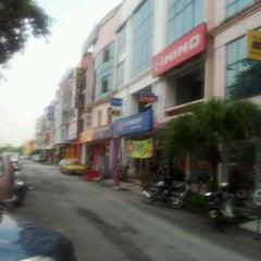 Photo taken at Bank Rakyat Serdang Raya by S M Sabri I. on 3/20/2012